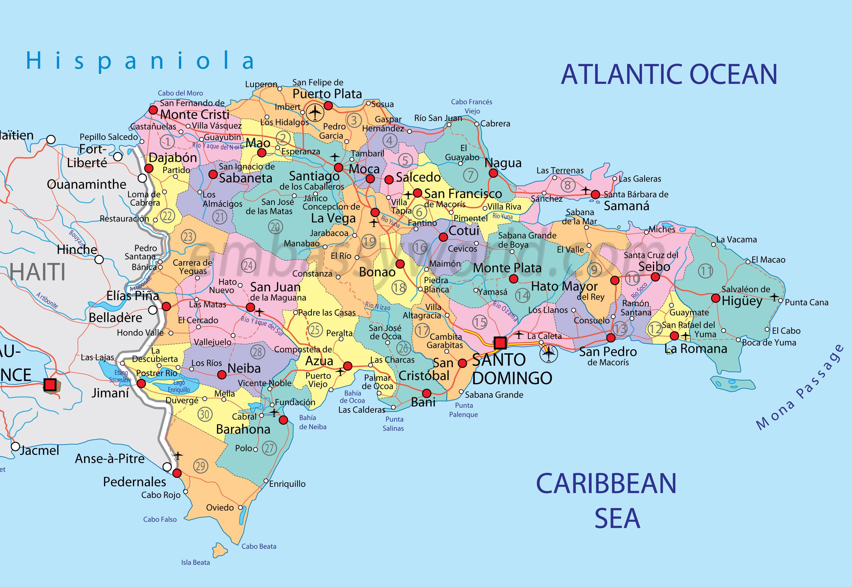 Stahujte Materialy Z Dominikanske Republiky Dominikanska