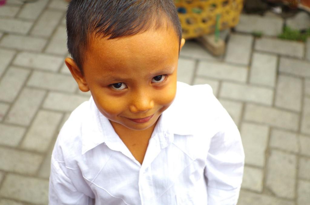 Balijský klučina