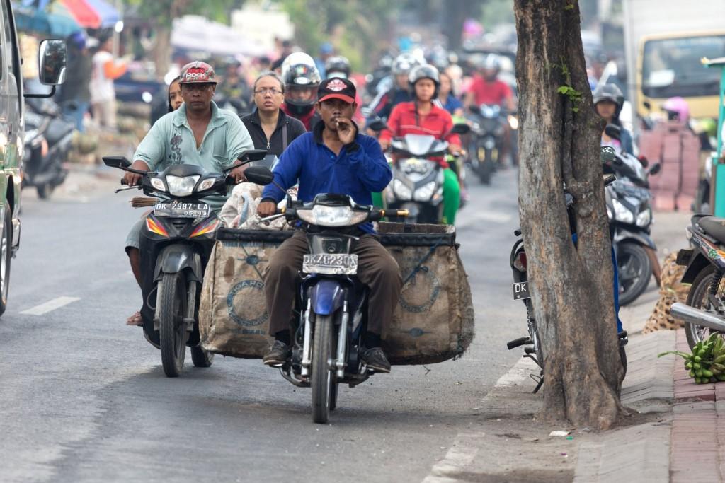 Doprava na Bali
