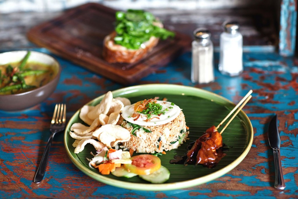 Nasi Campur - nejtypičtější balijské jídlo