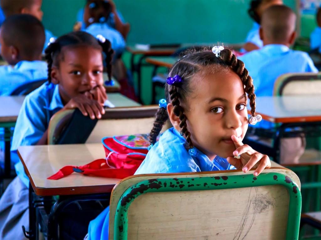 V dominikánské škole