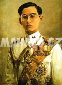 Thajský král - Bhumiphol Adulyadej