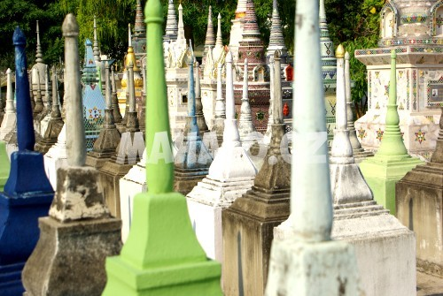 Čínský hřbitov