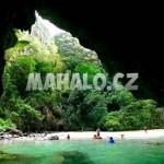 Jeskyně na Koh Muk