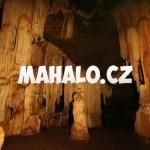 Jeskyně v Phu Toei