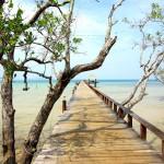 Krása ostrova Koh Maak