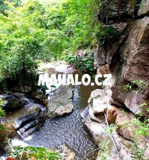 Přírodní rezervace Mae Nam Phachi