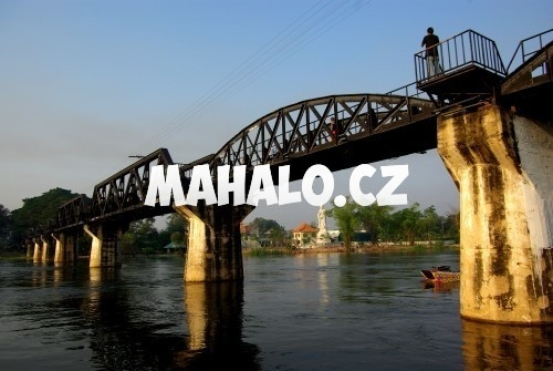Most přes řeku Kwae