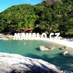 Pláž Haad Thong Reng na Koh Phangan