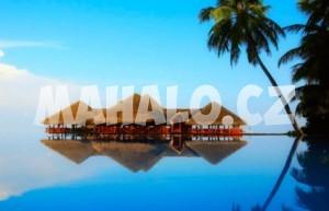 Resort na atolu Meemu