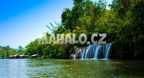 Národní park Sai Yok  Thajsko  MAHALO.cz