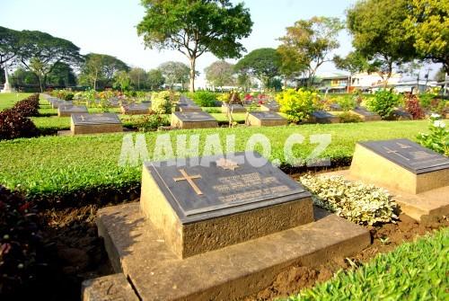 Spojenecký hřbitov
