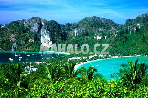 Thajská příroda