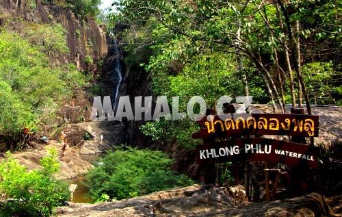 Vodopád Khlong Phlu