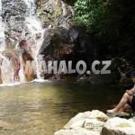 Vodopády Khao Lak