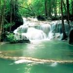 Vodopády Pala-u