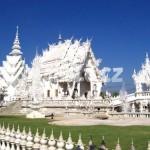 Wat Rong Khun - White temple Chiang Rai