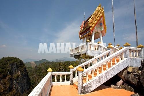 Wat Tham Seua - tygří chrám