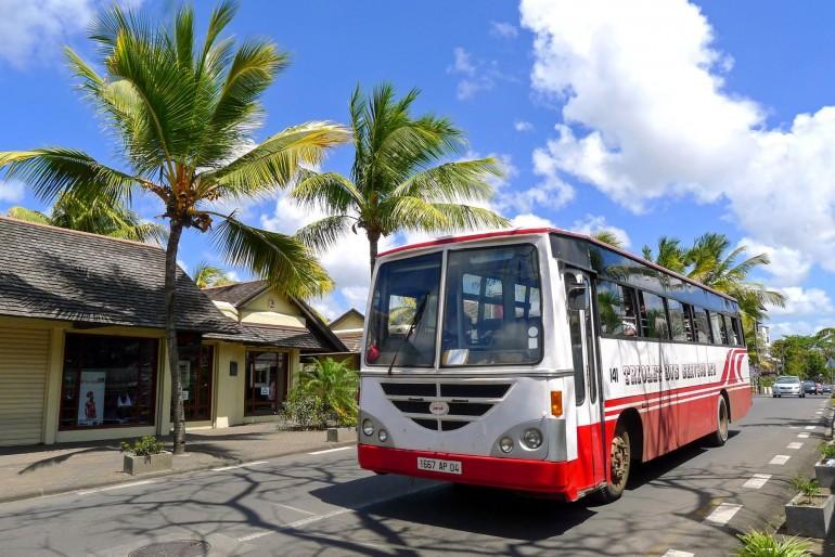 Doprava na Mauricius