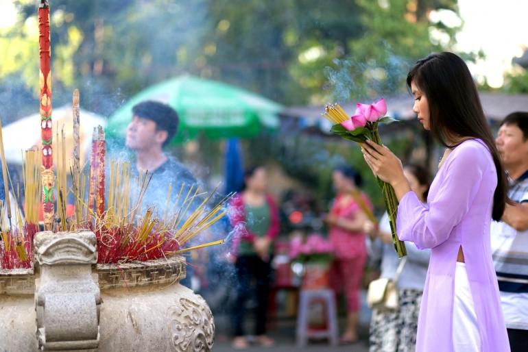Náboženství ve Vietnamu a vietnamští bohové