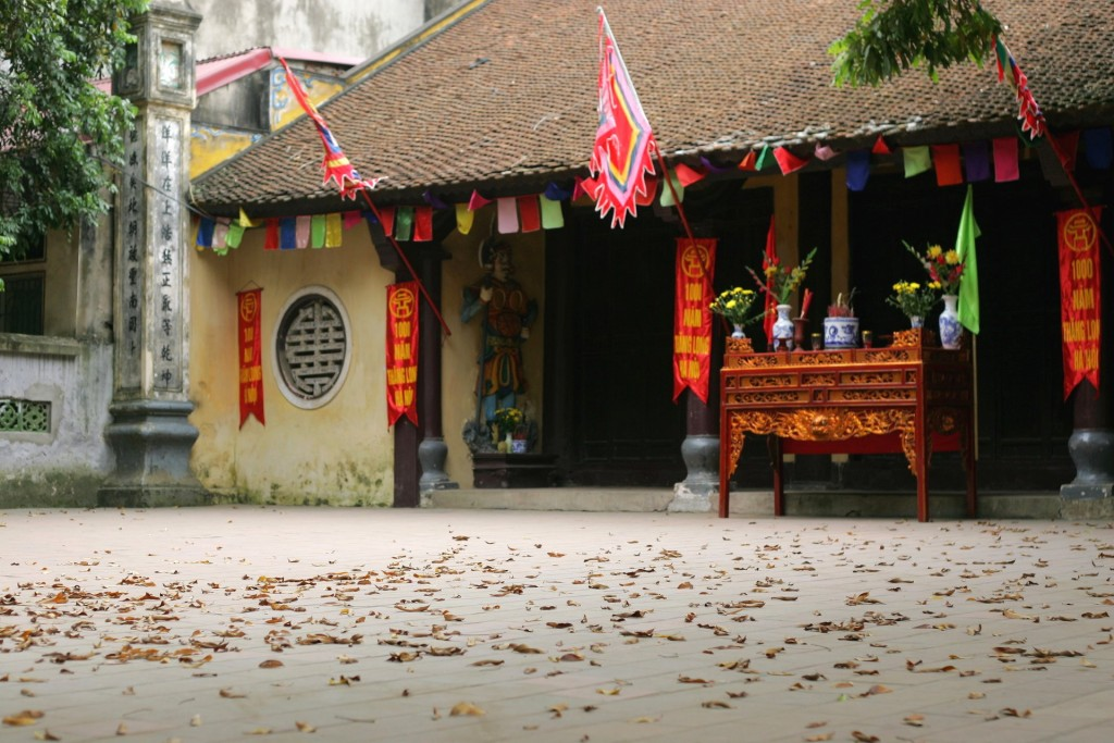 Chrám Hai Ba Trung (Chrám sester Trungových)