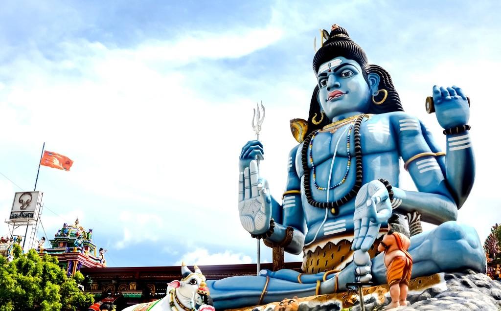 Chrám hinduistického boha Šivy v Trincomalee