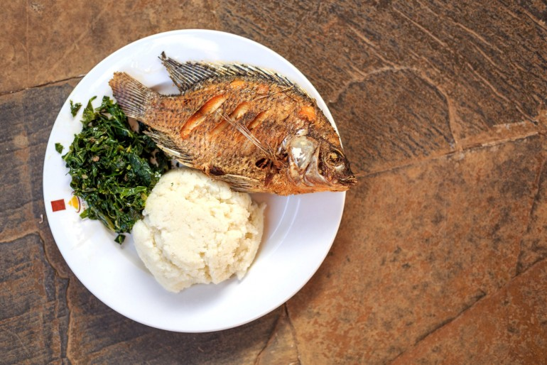 Kuchyně a tradiční jídla v Tanzánii