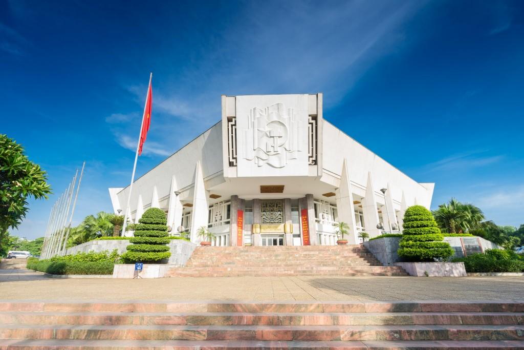 Ho Či Minovo muzeum, Hanoj