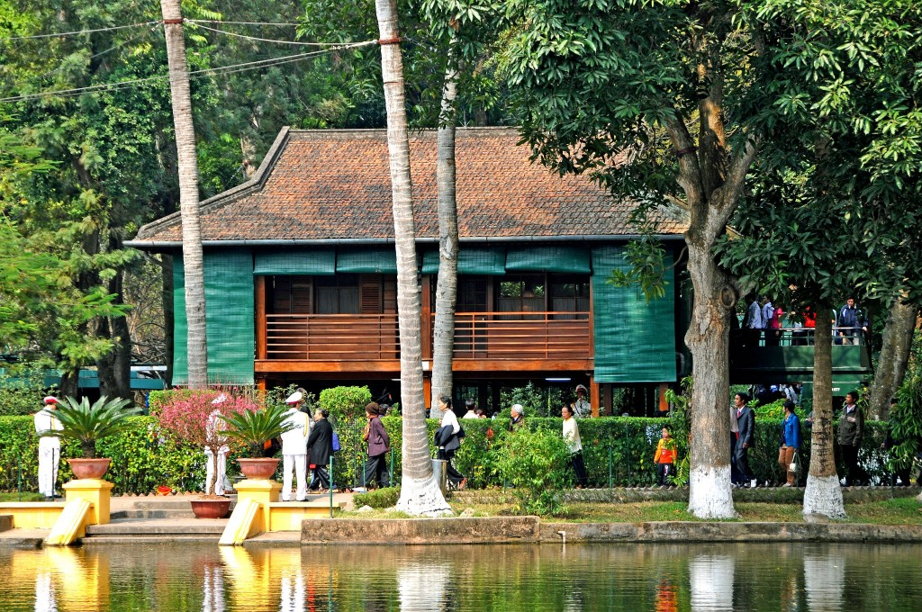Ho Či Minův dům