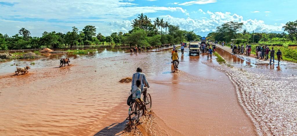 I takto může vypadat doprava v Tanzánii