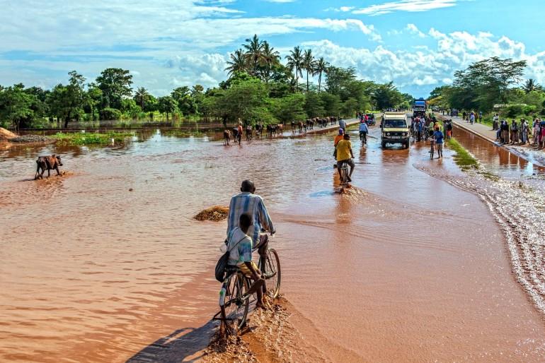Doprava v Tanzánii