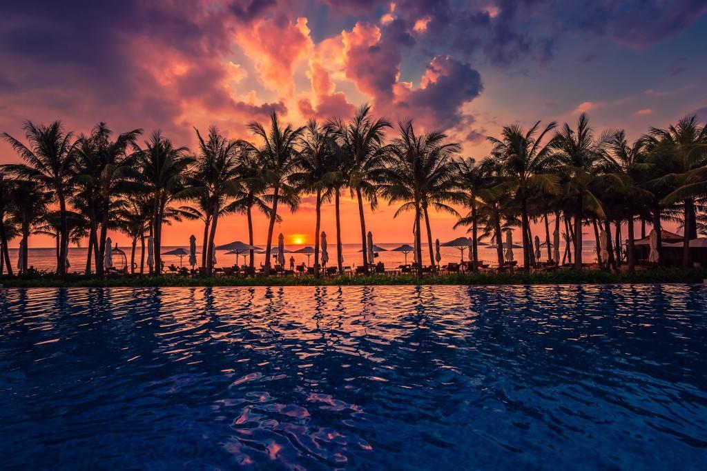 Lon beach, ostrov Phu Quoc