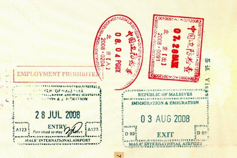 Celní a vízové informace, povinné očkování