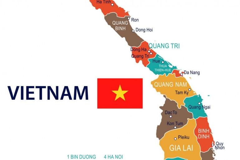 Základní informace o Vietnamu
