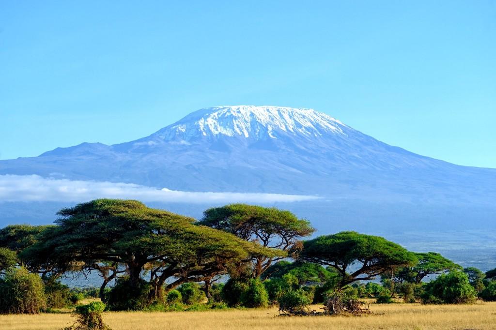 Národní park Kilimandžáro (Kilimanjaro)