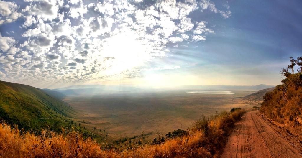 Národní park Ngorongoro