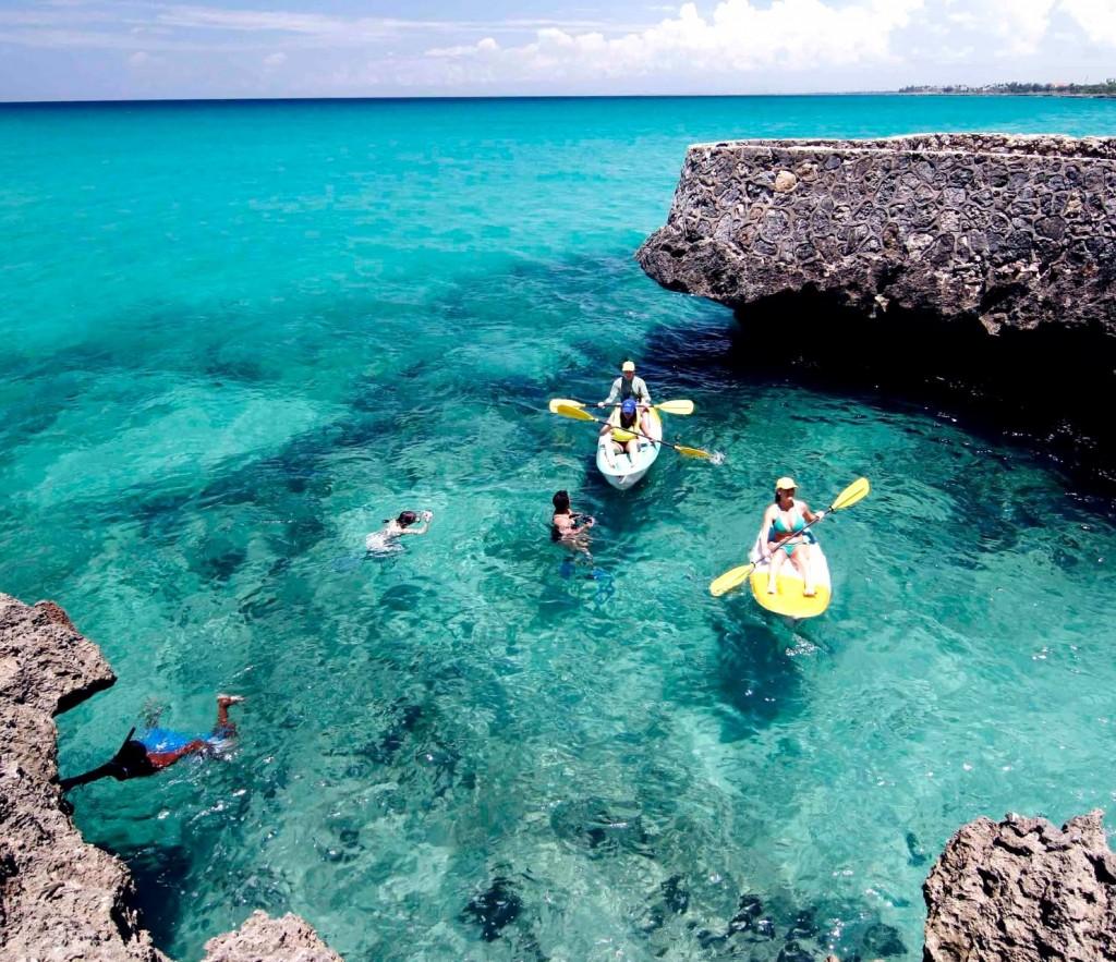 Národní park Submarino La Caleta