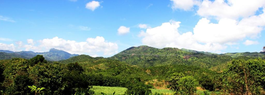 Národní park Udzungwa Mountains