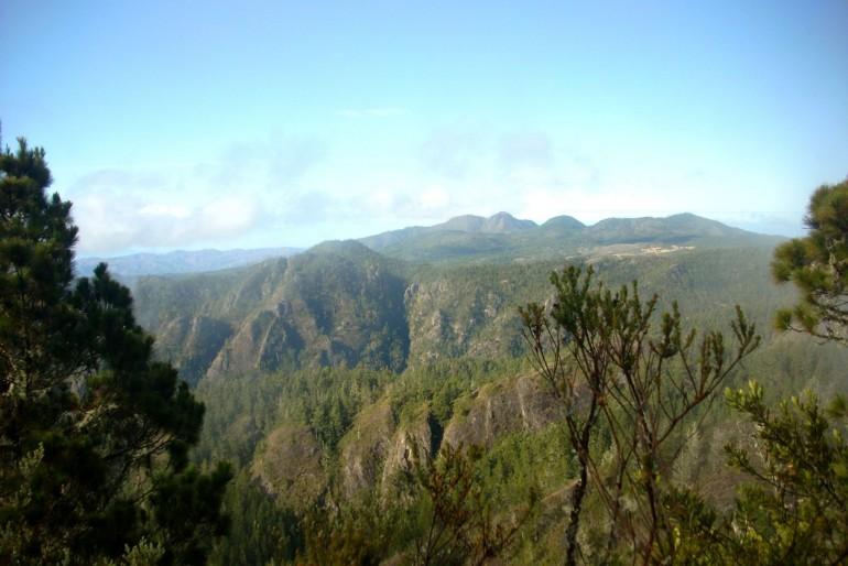 Národní park Valle Nuevo