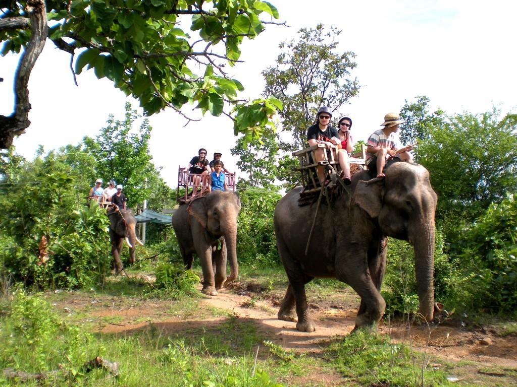 Národní park Yok Don