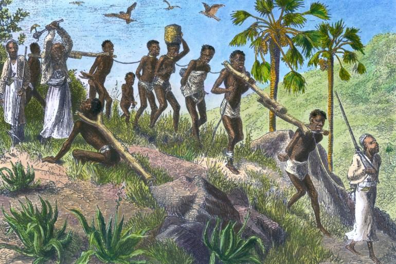 Historie Tanzánie