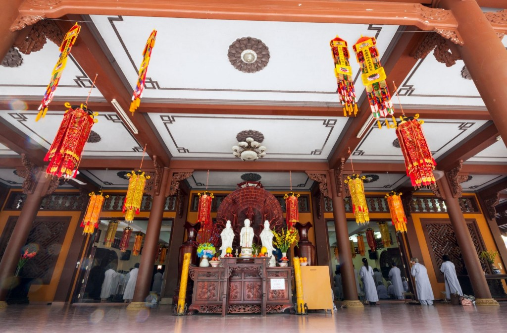 Pagoda Giac Lam