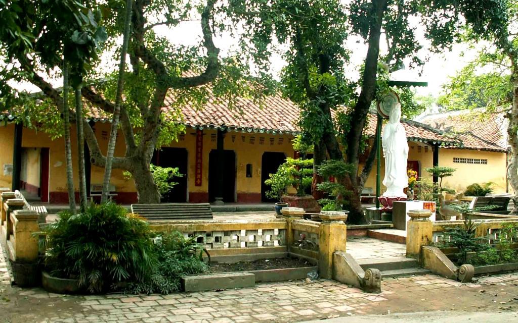 Pagoda Giac Vien