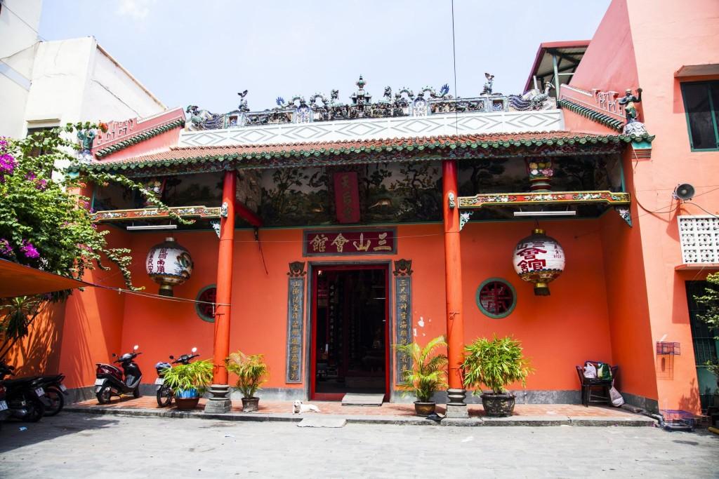 Pagoda Tam Son Hoi Quan