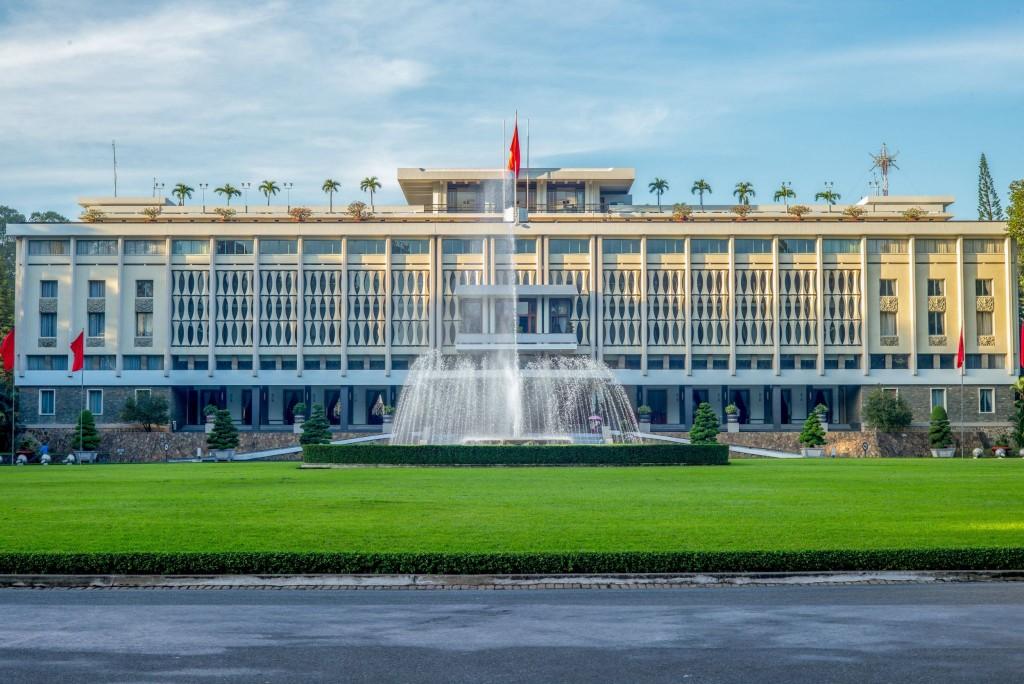 Palác vietnamského znovusjednocení Norodom
