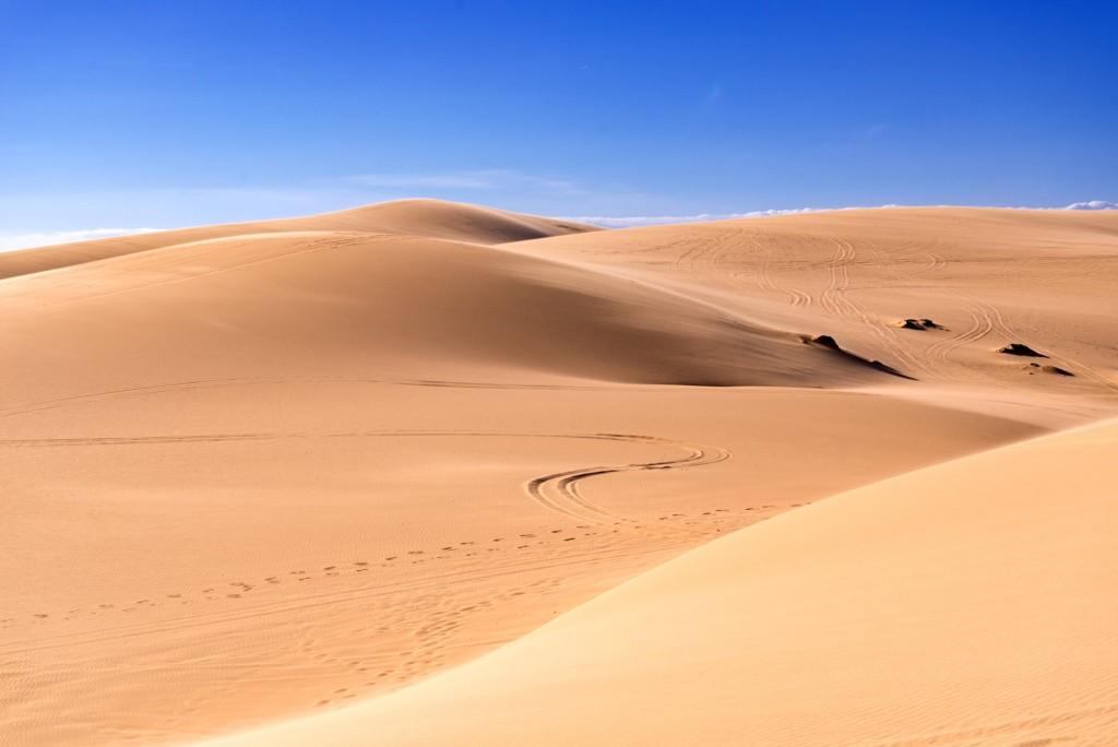 Písečné duny Mui Ne