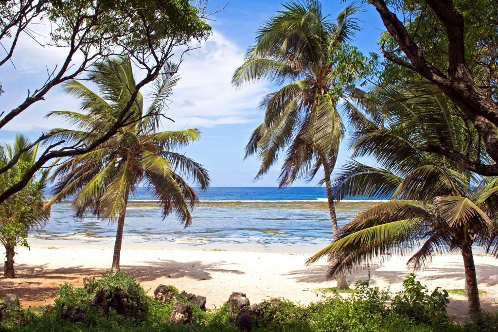 Pláž Diani