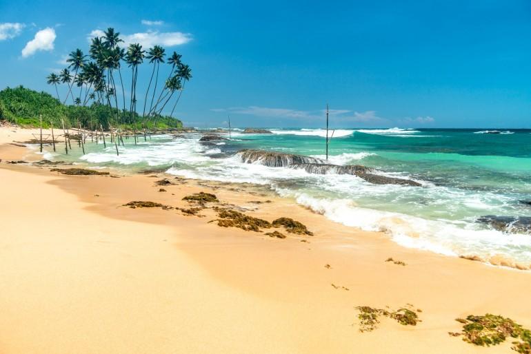 Dovolená na Srí Lance