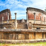 Polonnaruwa - kruhová Vatadage