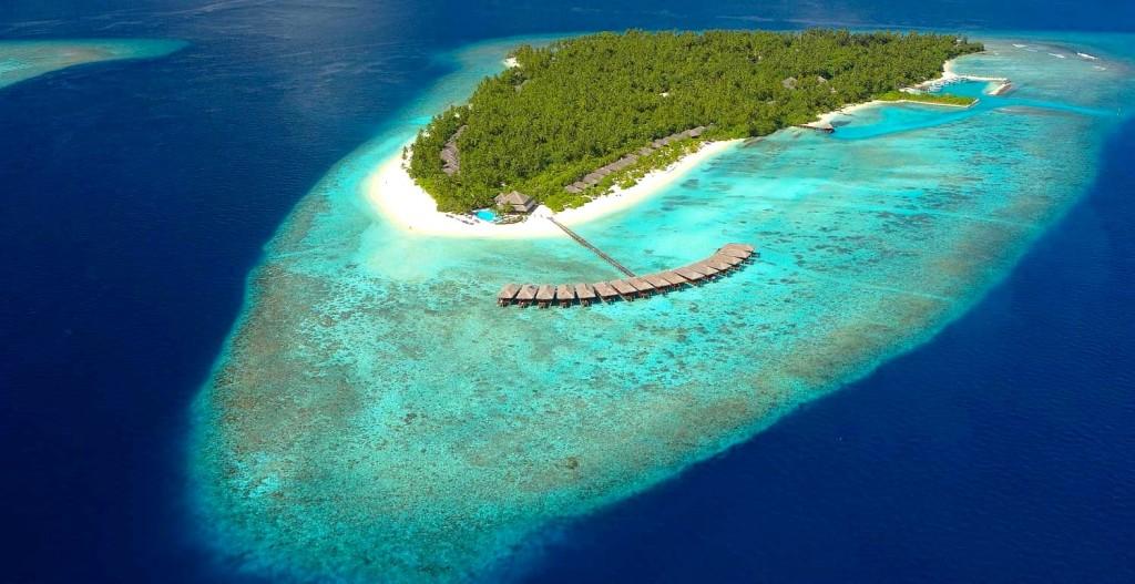Resort na atolu Faafu